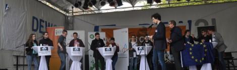 Europaquiz – Vier Teams spielen um eine Reise nach Brüssel (07.05.2017)