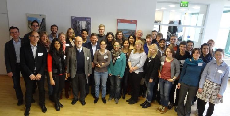 Junges Netzwerktreffen für Europa - Das EDIC Dortmund bei den JEF