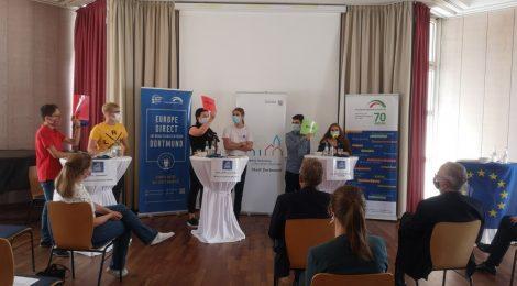 """Europaquiz für Jugendliche """"Europakenner_innen gesucht!"""" (12.09.2020)"""