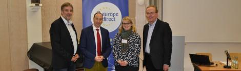 Europa im Fadenkreuz des Terrorismus – Herausforderung und Bekämpfungsmaßnahmen (16.02.2017)
