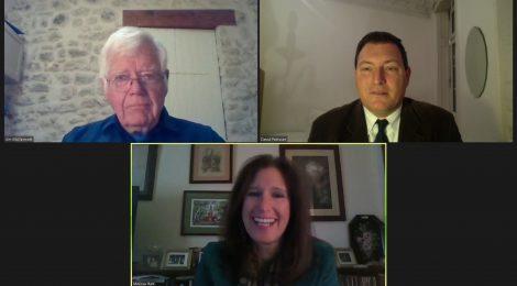 Hitzige Diskussion mit ehemaligen US-Kongressabgeordneten (17.11.2020)