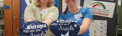 """""""Ein Tag für Europa"""" in Bochum (12.05.2017)"""