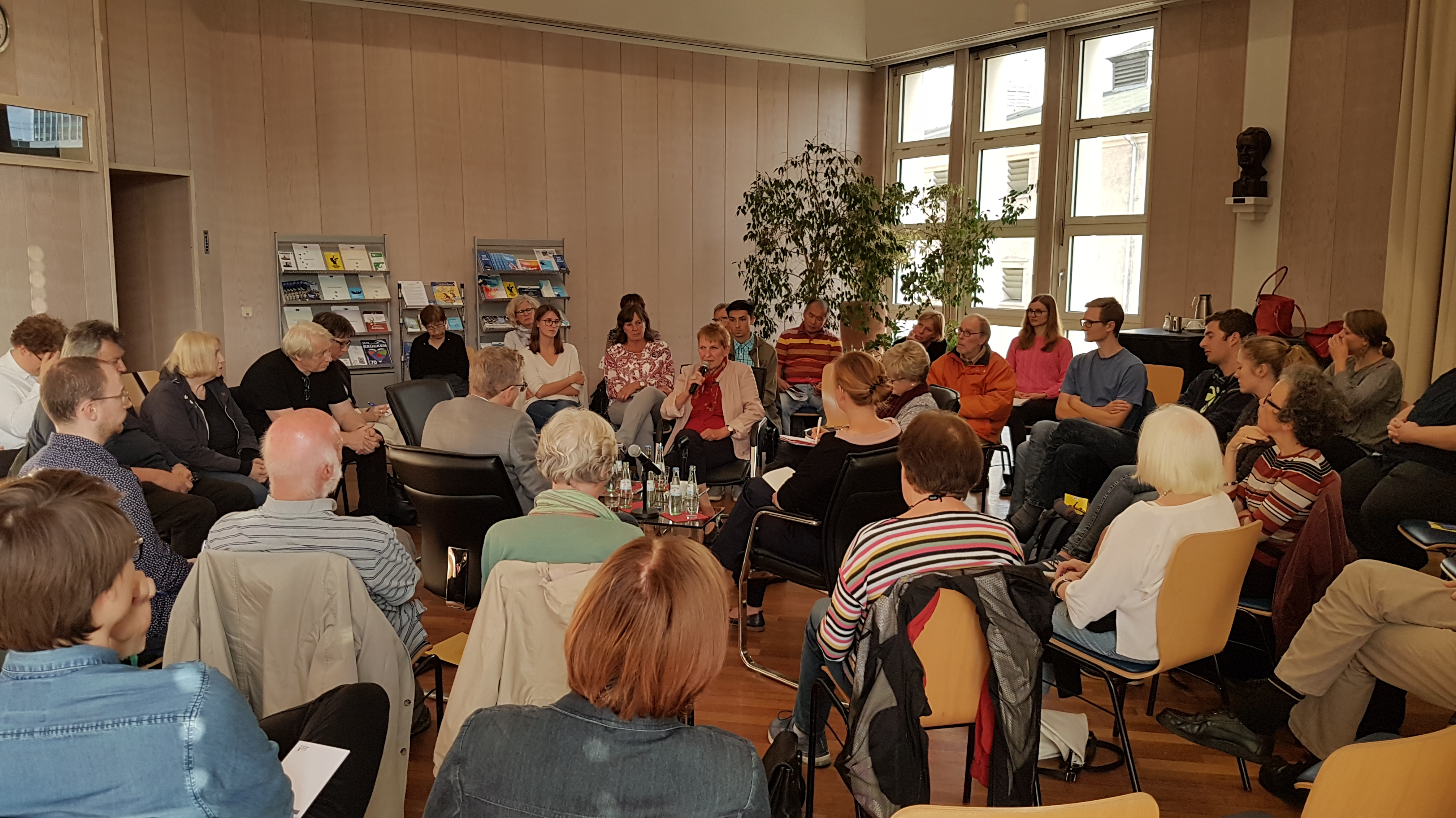 2019_09_05 Auftakt Europa-Projektwochen