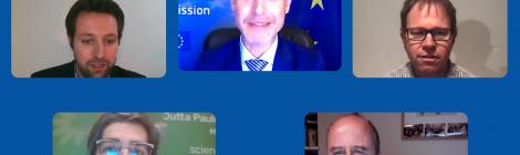 Die Impfstrategie der EU – Entscheidungen aus Brüssel, Perspektiven vor Ort (04.03.2021)