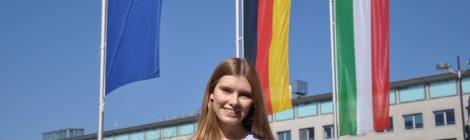 Drei Fragen an unsere neue Praktikantin Stefaniya