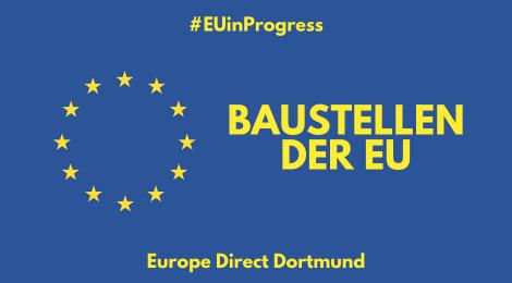 Baustellen der EU: Zukunftsszenarien der EU