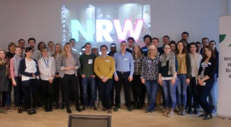 Netzwerktreffen der Jungen Europäischen Föderalisten NRW