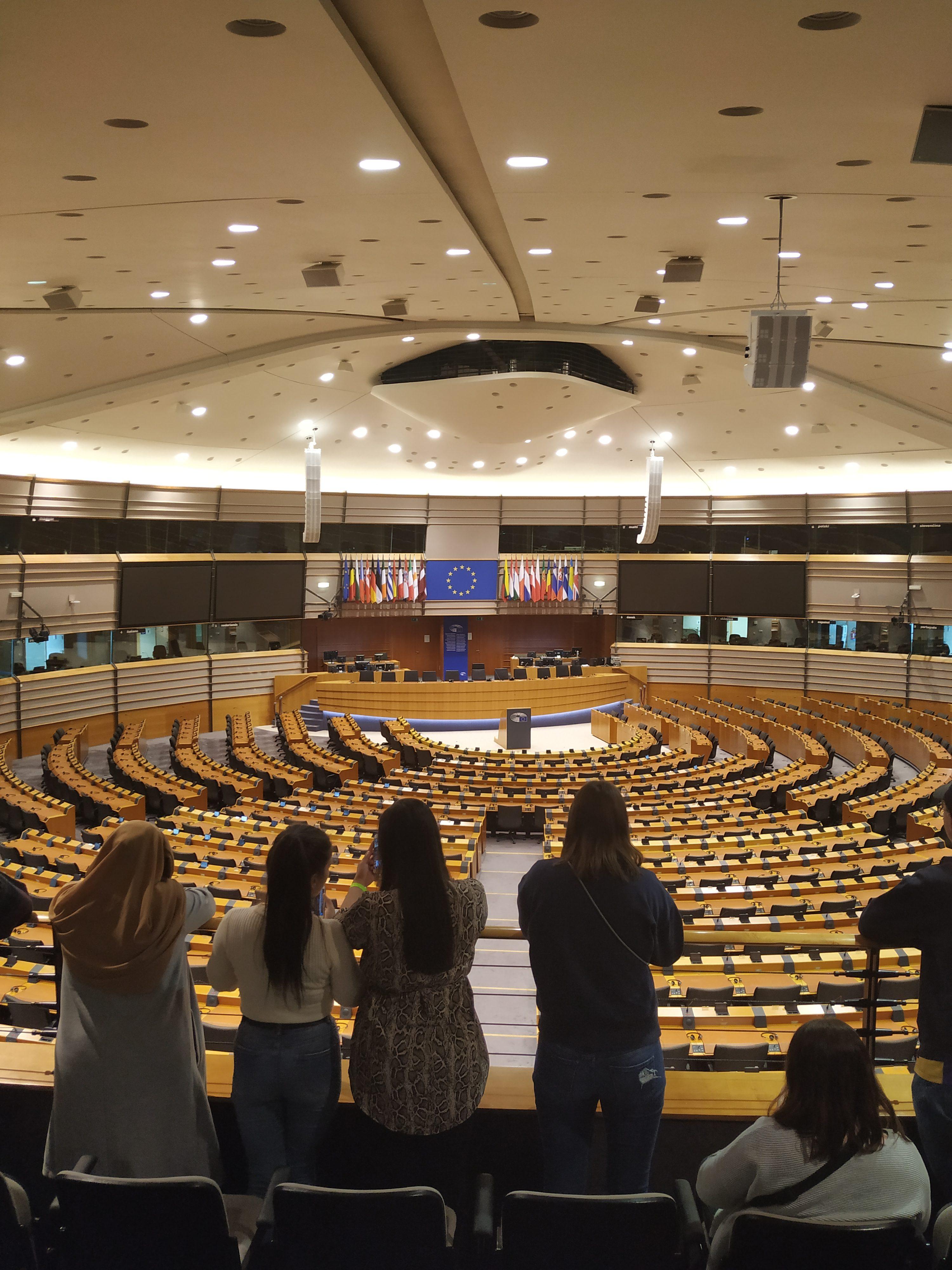 2019_10_28-31 Studienseminar Brüssel