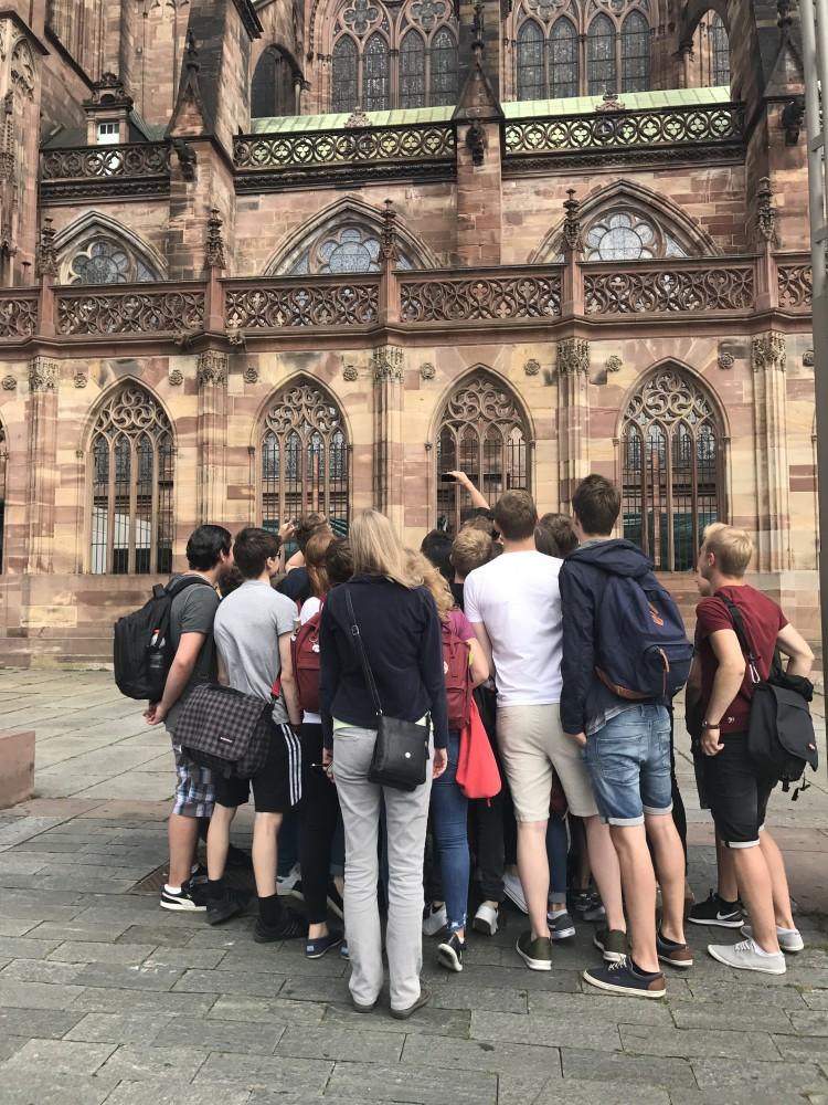 2017_07_10 Straßburg Stadtführung