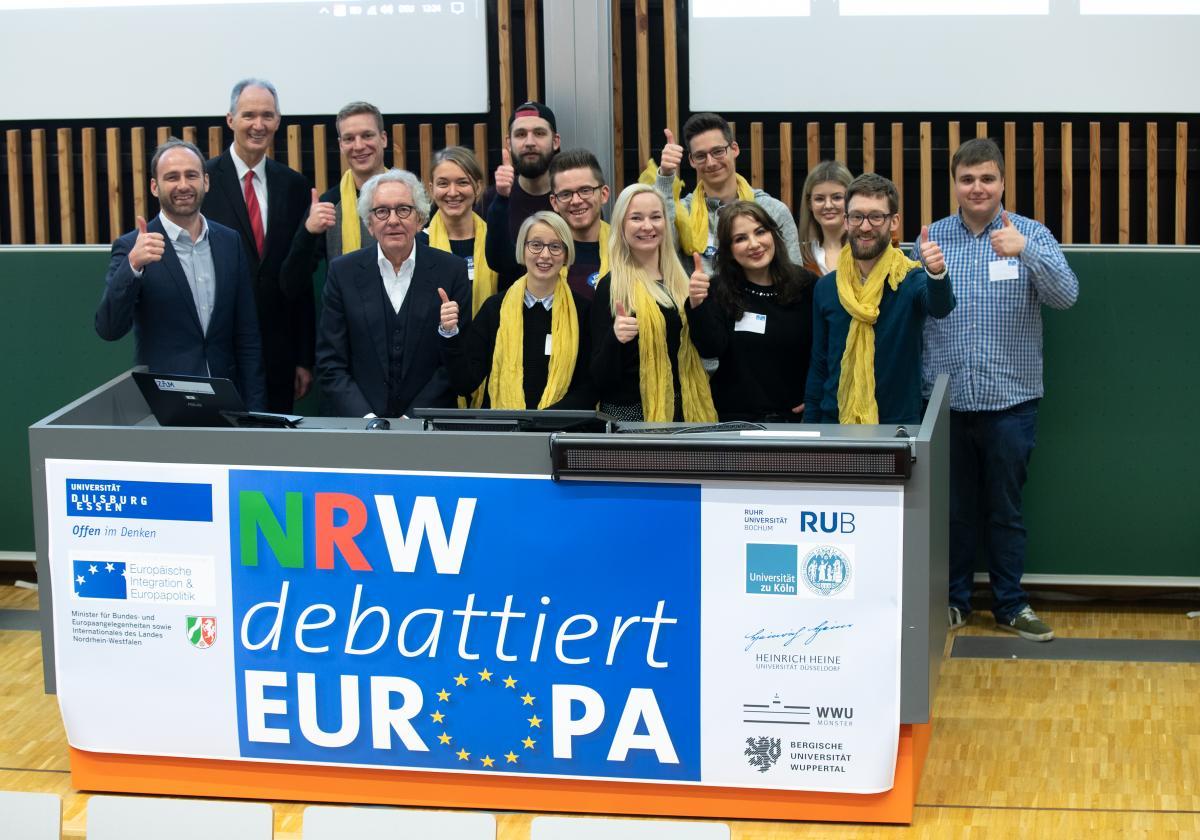 2018_01_17 NRW debattiert Europa