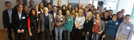 Junges Netzwerktreffen für Europa - Das Europe Direct Informationszentrum Dortmund bei den JEF (04.-05.12.2015)