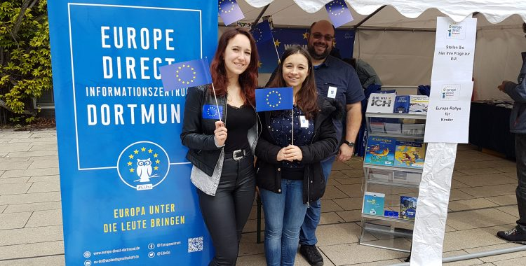Europatag 2019 in Holzwickede (11.05.2019)