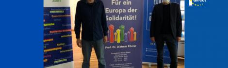 """""""Nie wieder!"""" - Vortrag und Diskussion mit Oliver Vrankovic (26.10.2020)"""