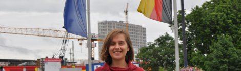Drei Fragen an unsere neue Praktikantin Dorothea