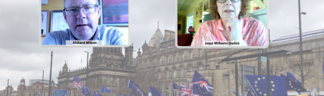 Hoffnung auf Wiederannäherung: Ein Deutsch-Britischer Abend über die Beziehungen zwischen Großbritannien und der EU (08.07.2021)