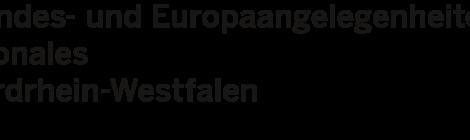 Minister Bundes- und Europaangelegenheiten sowie Internationales Logo