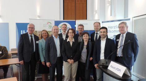 10.04.2019 Europawahl 2019 Podiumsdiskussion