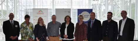 Podiumsdiskussion zur Ausbildungs- und Arbeitsmarktintegration von Flüchtlingen (22.06.2016)