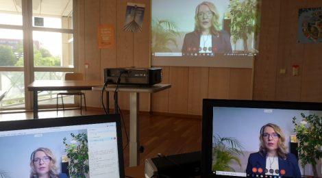 """""""Klimaneutral bis 2050? Welche Wege führen ans Ziel? Die Klimapolitik der Europäischen Union"""" (27.05.2020)"""