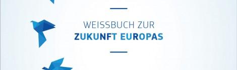 Die Europäische Kommission legt Weißbuch zur Zukunft Europas vor