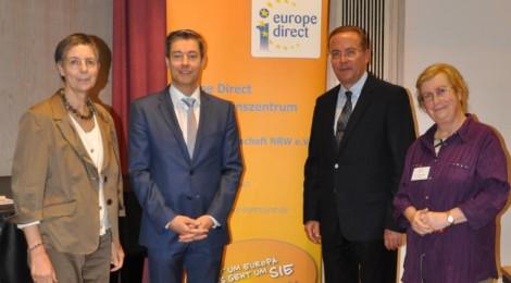 Ungarn und die EU – Die politische und wirtschaftliche Lage in Ungarn (05.11.2015)