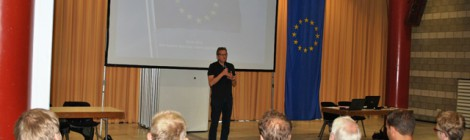 Europa vom Kopf auf die Füße stellen - Eindrücke eines EU-Projekttags der Werner-von-Siemens-Gesamtschule Unna (09.06.2017)